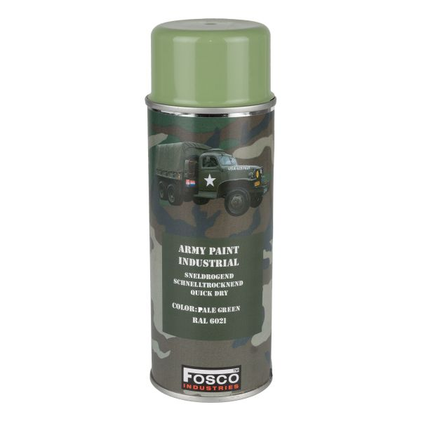 Spray peinture Army Paint 400 ml vert pâle