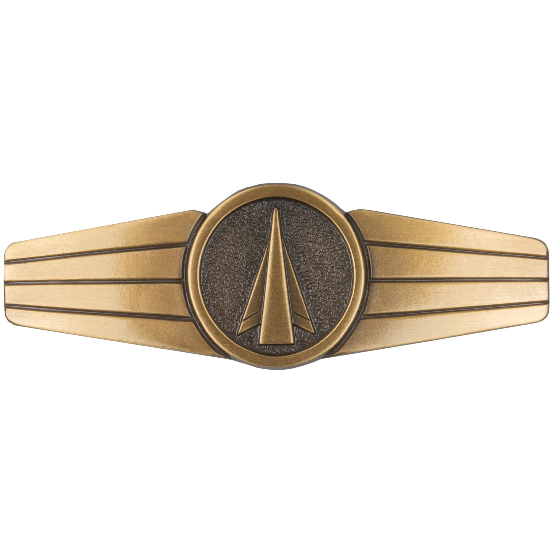 Insigne BW Personnels de l'aéronautique militaire Métal bronze