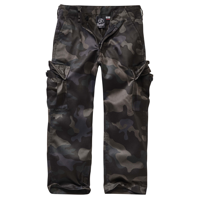 Brandit Pantalon US Ranger Trouser kids darkcamo