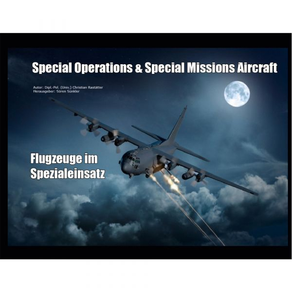 Livre Spec Ops & Special Missions Aircraft