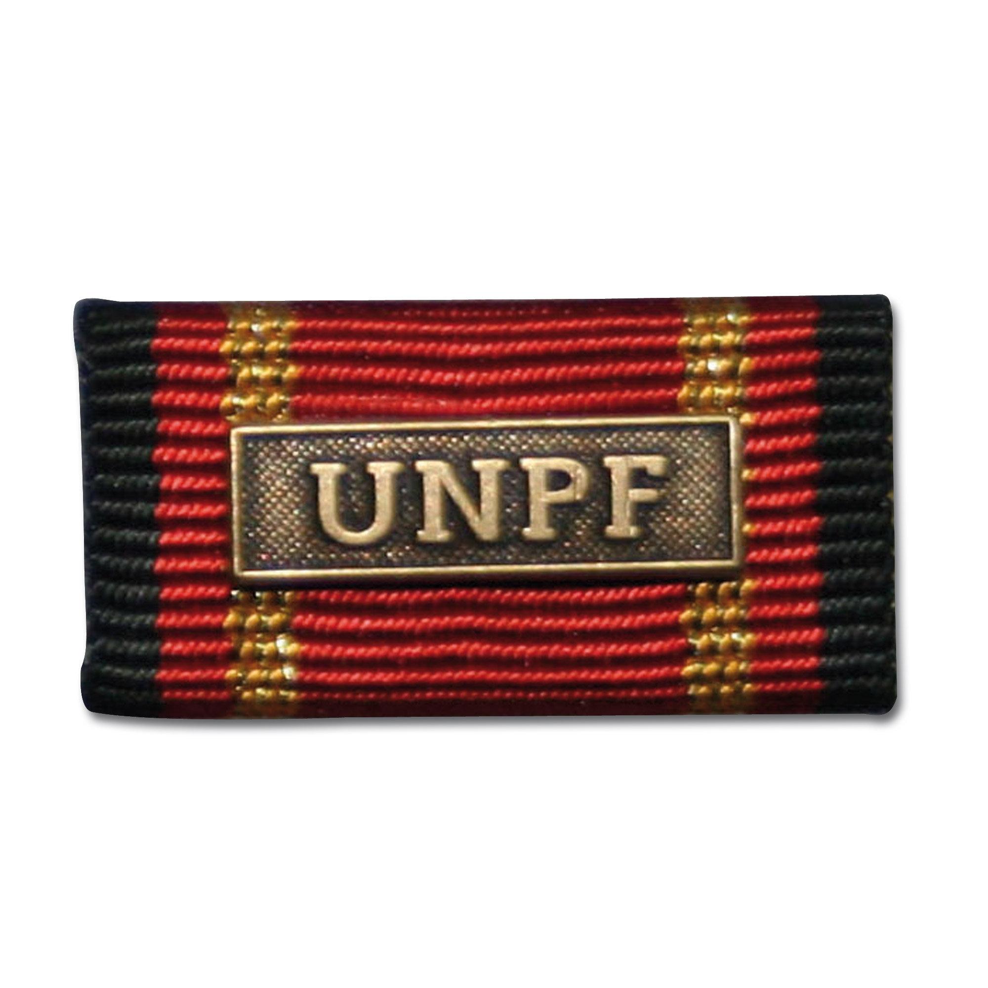 Barrette Opex UNPF bronze