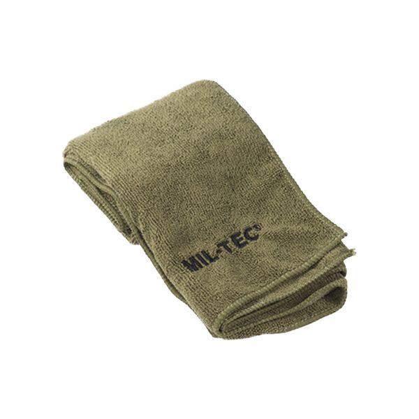 Serviette Microfibre 80 X 40 cm olive