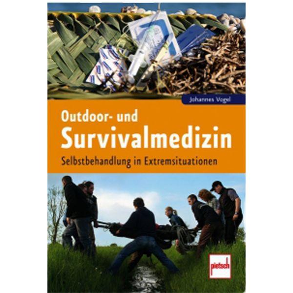Livre Outdoor- und Survivalmedizin - Selbstbehandlung