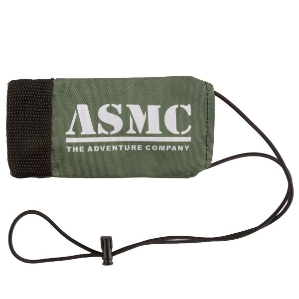 Capote à canon ASMC pour réplique Airsoft vert