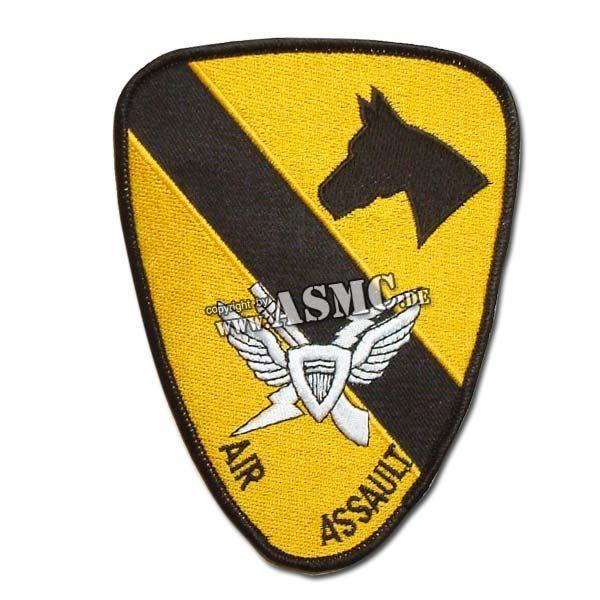 Insigne Tissu US 1st Cav. Air Assault