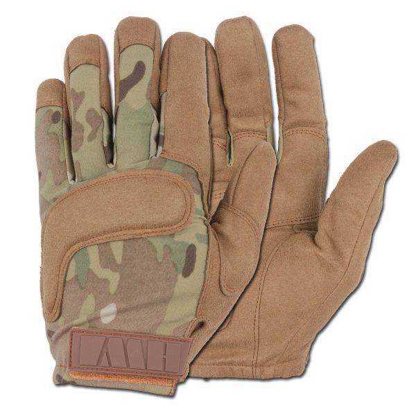 Gants tactiques HWI Combat Glove 500 multicam