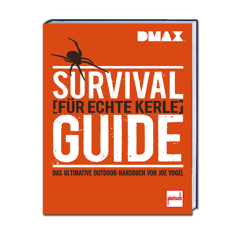 Livre Survival-Guide für echte Kerle
