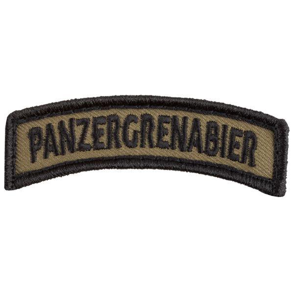 Café Viereck Patch Panzergrenabier arc de cercle