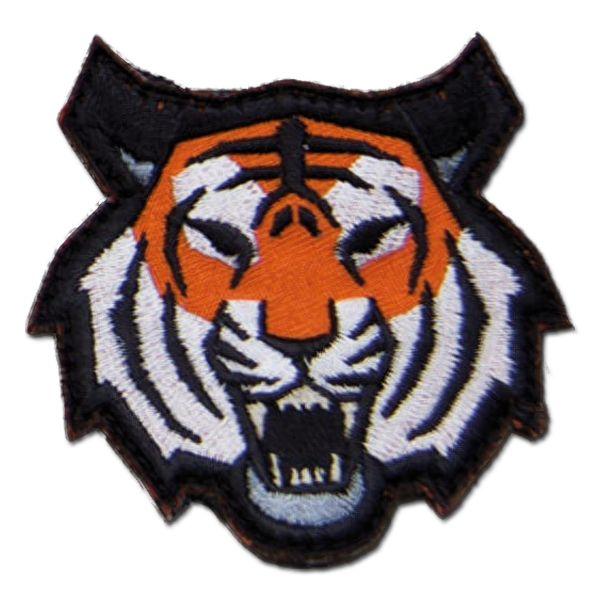 Patch MilSpecMonkey Tiger Head full color