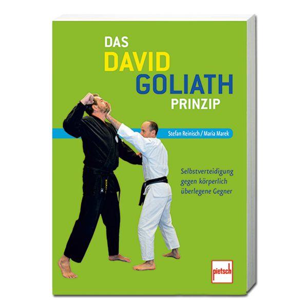 "Livre ""Das David-Goliath-Prinzip"""