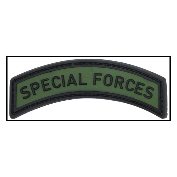 Patch 3D Special Forces Tab forest