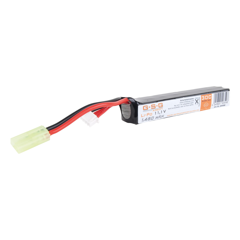Accu GSG Li-Po 11.1V 1450 mAh Stick Type