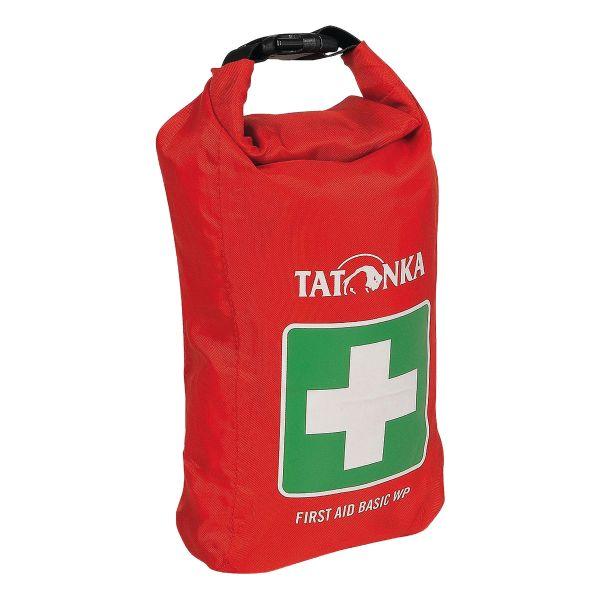 Tatonka Sacoche de premiers secours étanche rouge