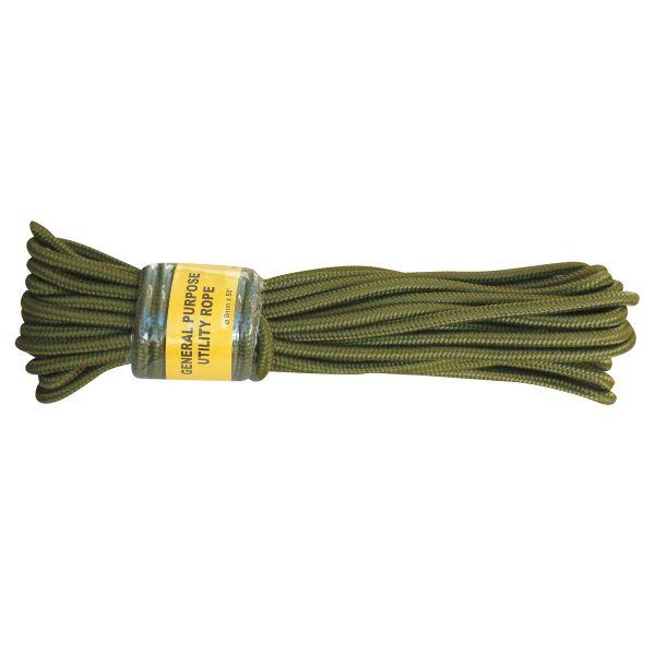 Corde commando olive 9 mm
