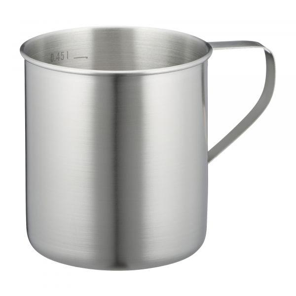 Tatonka Tasse 450 ml acier inoxydable