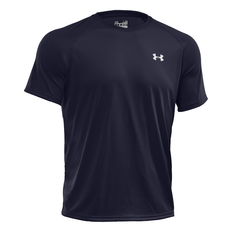 T-shirt Tech SS Tee Under Armour bleu foncé