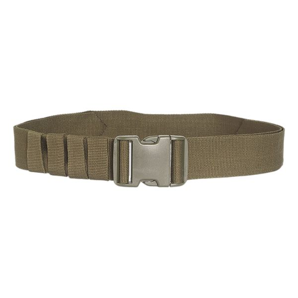 Ceinture Army quick release 50 mm olive