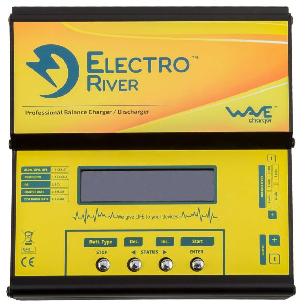 Electro River Chargeur Multiprocessor Wave Charger