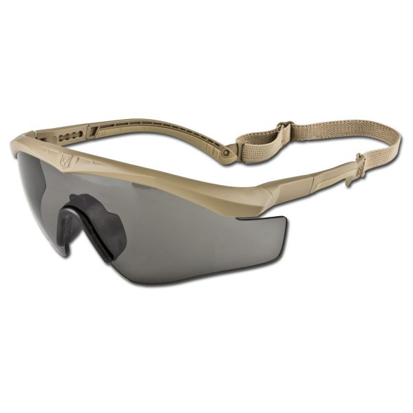 Lunettes Revision Sawfly MAX-Wrap Mission Kit small sable