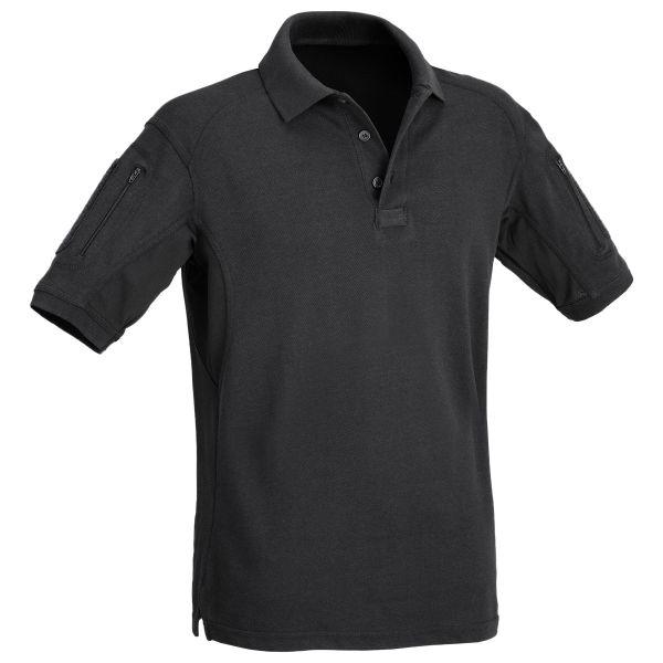 Chemise Polo Tactical Defcon 5 noir