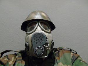 M10M und gebr. Helm