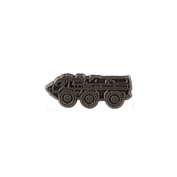 Pin mini Fuchs métal