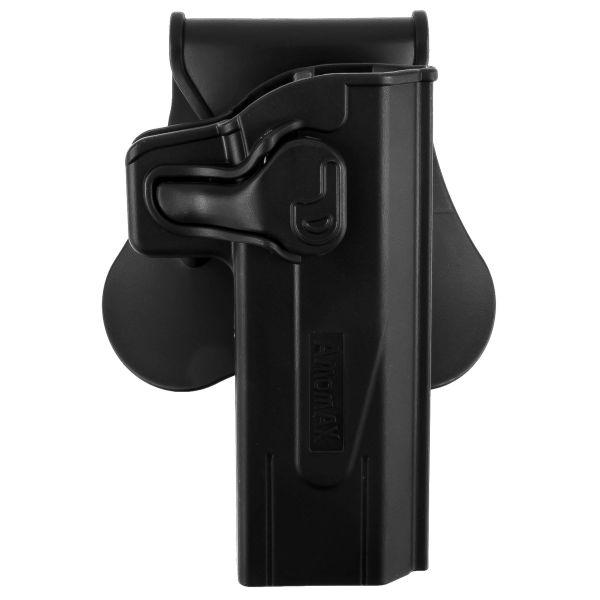 Amomax Paddle Holster pour WE / TM Hi-Capa noir