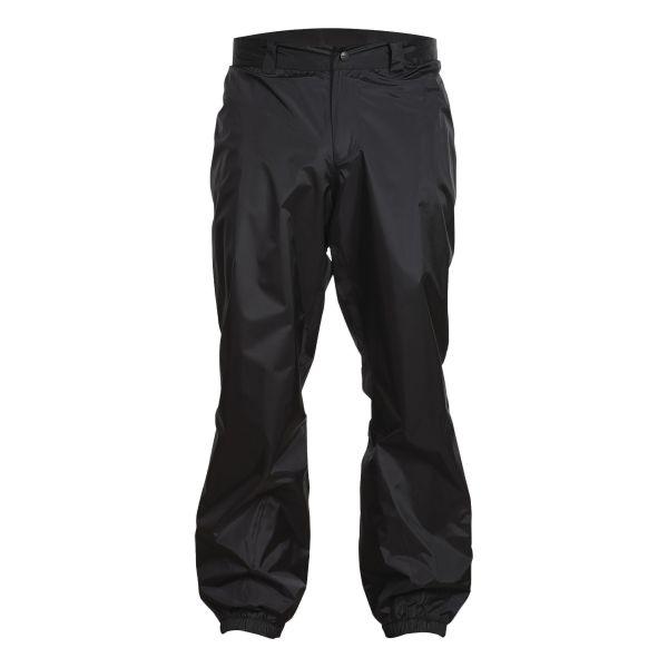 Pantalon de pluie Bergans Super Lett noir