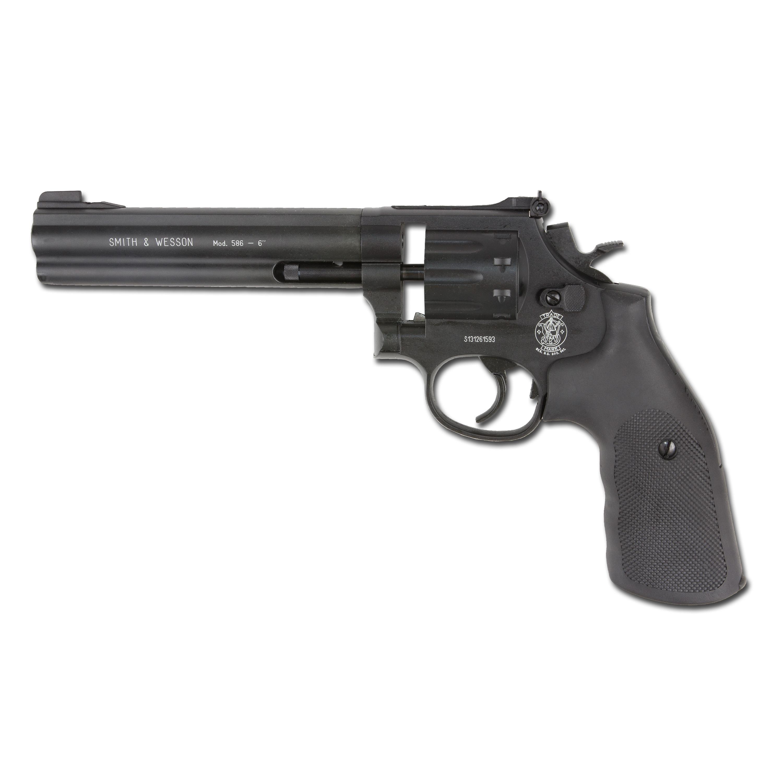 Revolver Smith & Wesson Mod. 586 6