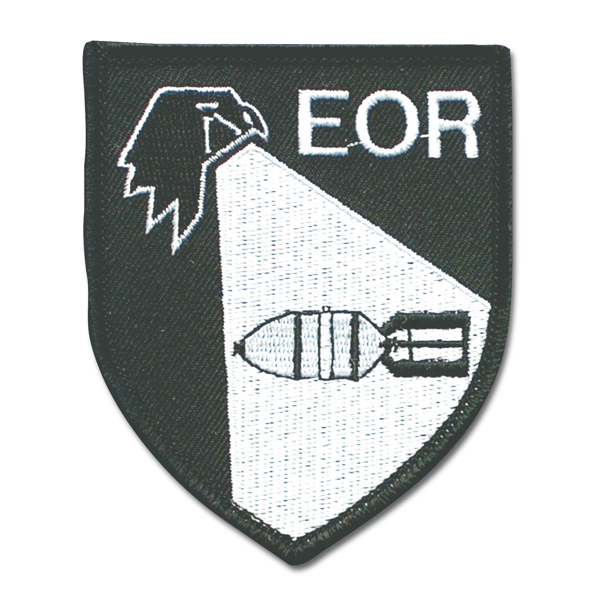 Insigne tissu Kampfmittelerkunder EOR