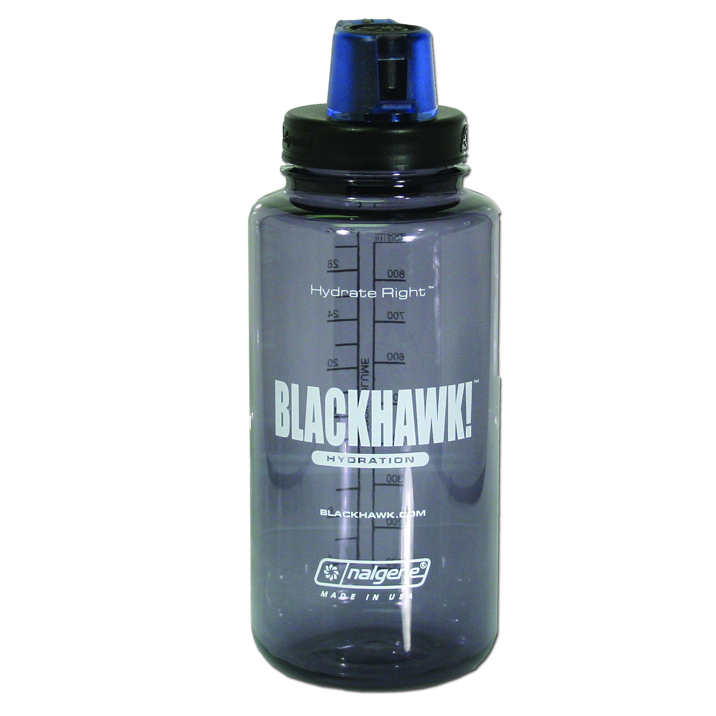 Bouteille Blackhawk Hydrastorm Nalgene 0,9 L grise