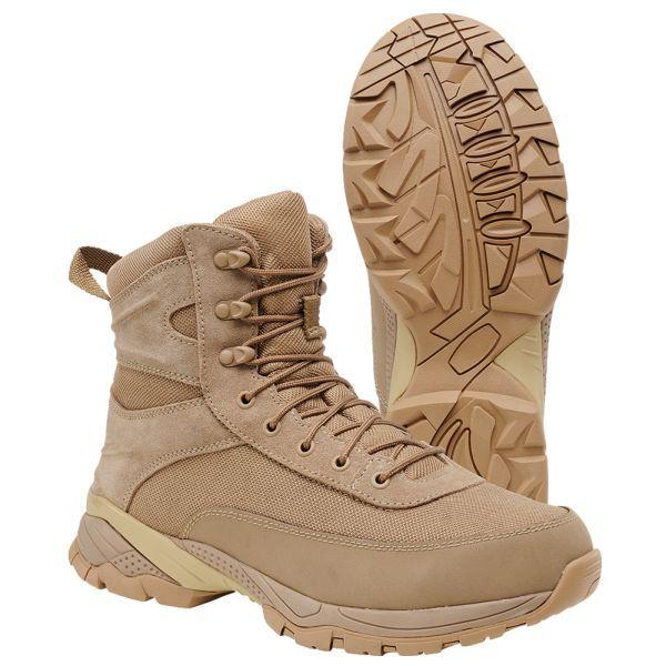 Brandit Bottes Tactical Boots Next Generation beige