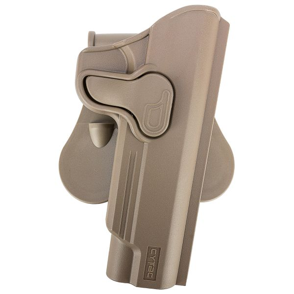 Cytac Holster CY-1911/5 droitier FDE