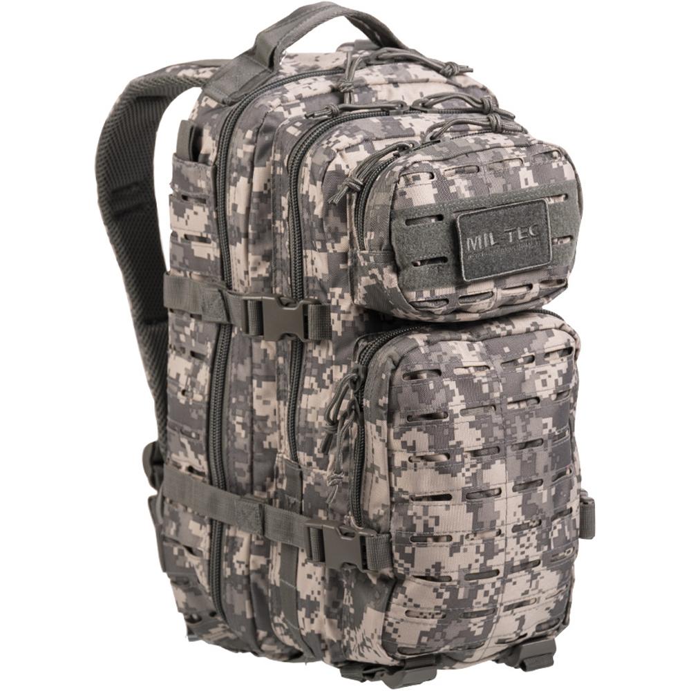 Sac à dos US Assault Pack SM Laser Cut AT-digital