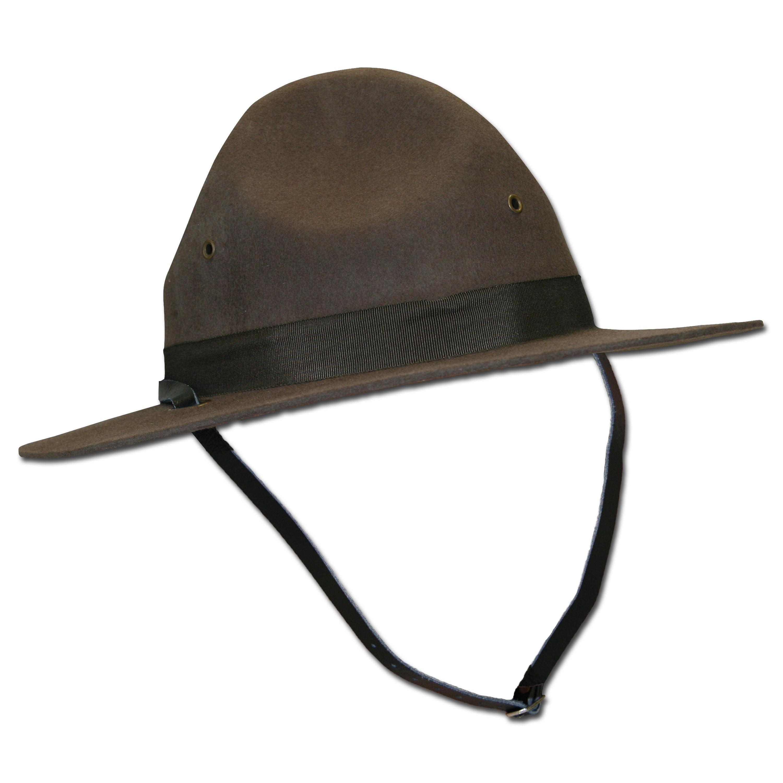 Chapeau d'instructeur Miltec