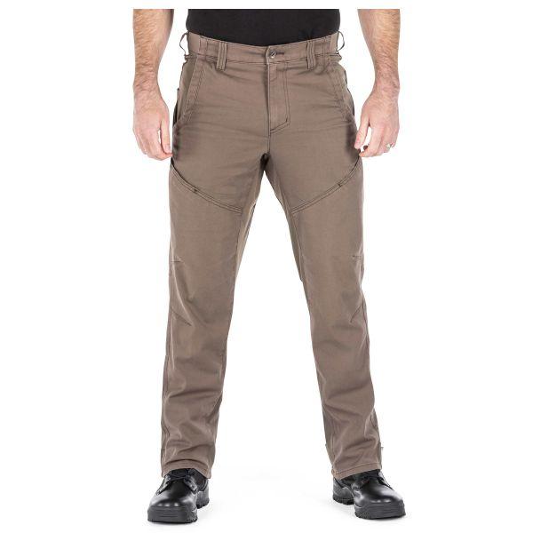 5.11 Pantalon Quest Pant mud brown