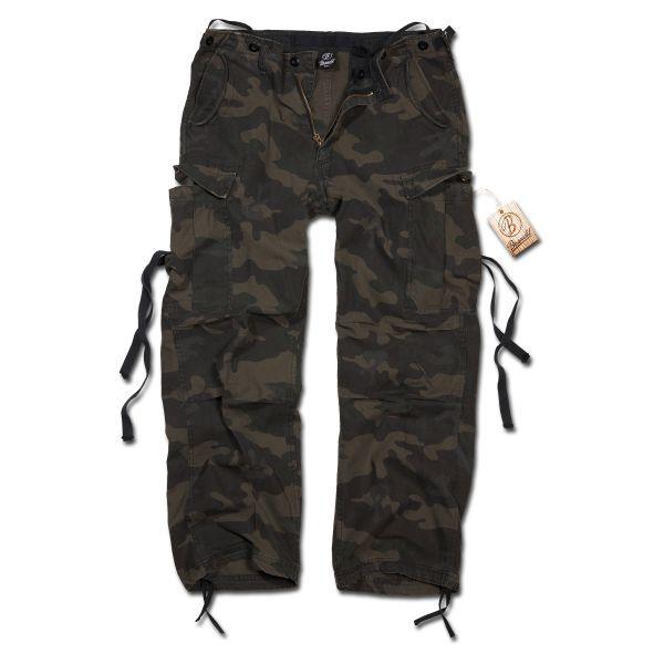 Pantalon M65 Vintage Brandit darkcamo