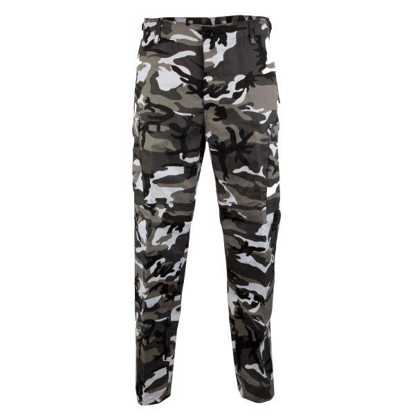 Pantalon BDU style urban