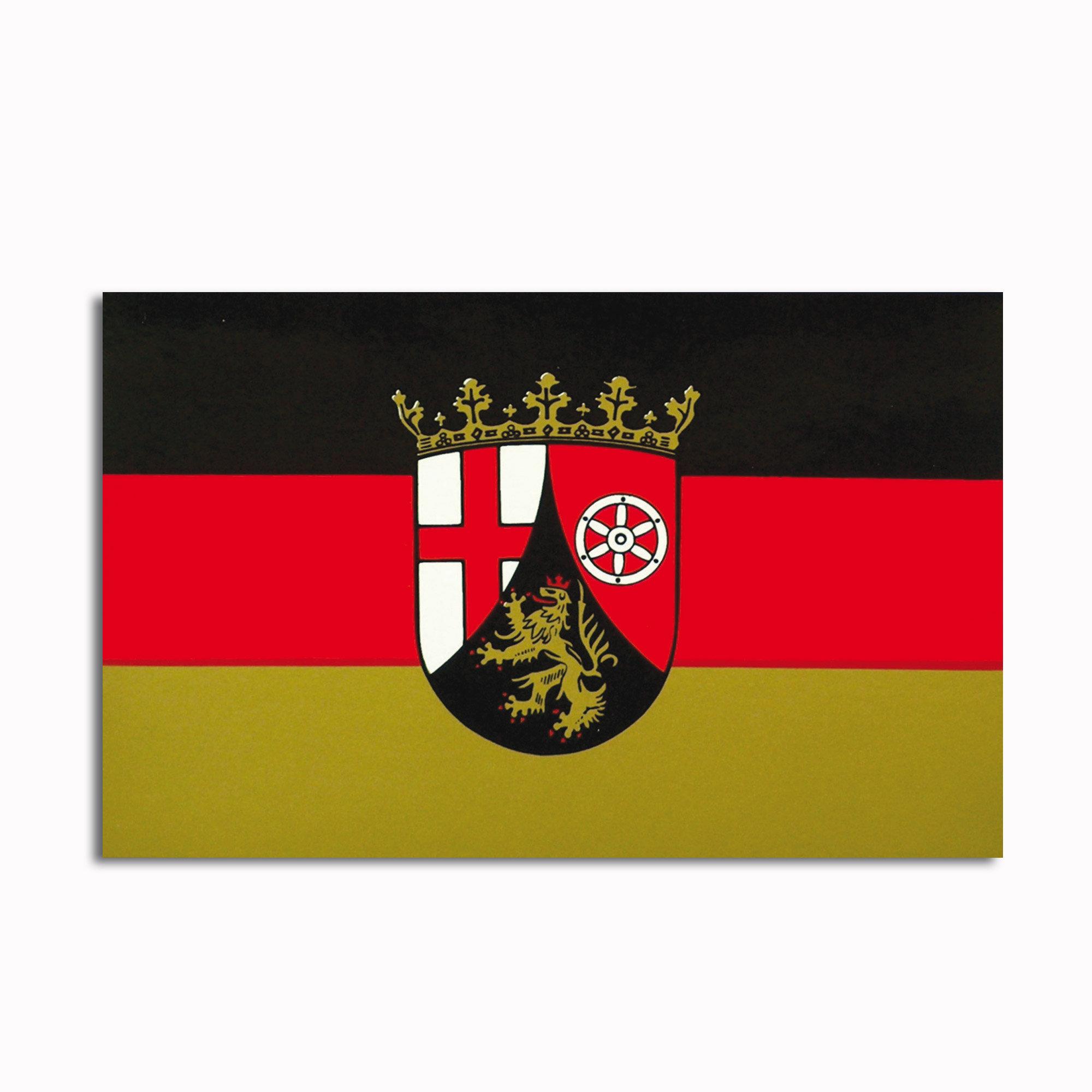 Autocollant Rhénanie-Palatinat