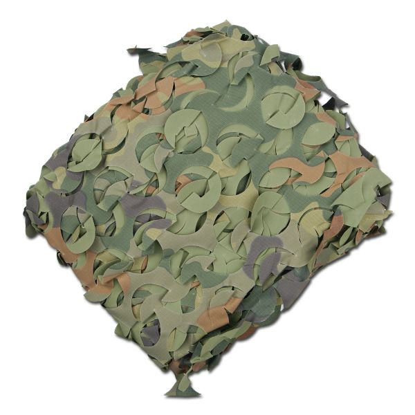 Filet camouflage Camo Systems Basic Light 6 x 2.4 m flecktarn