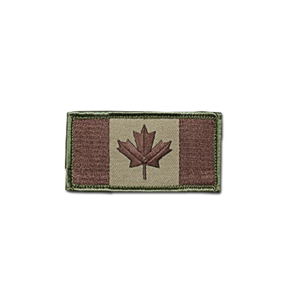 Patch MilSpecMonkey Canadian Flag multicam