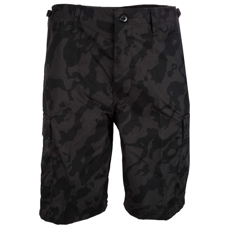Shorts Bermuda Rip-Stop nightcamo