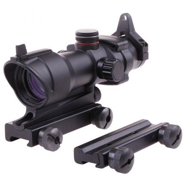 GFA Lunette de visée A.C.O.G. Type Red Dot Sight noir