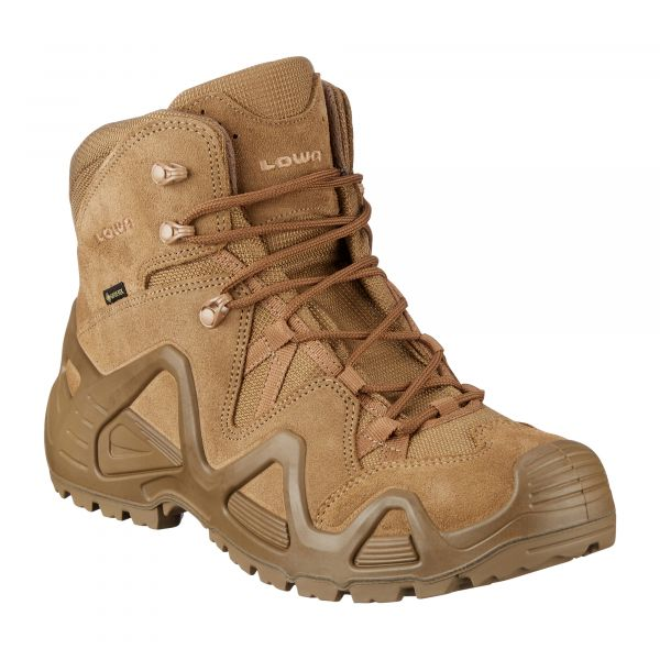 LOWA Bottes Zephyr GTX Mid TF coyote OP