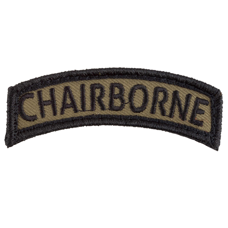 Café Viereck Patch Chairborne arc de cercle