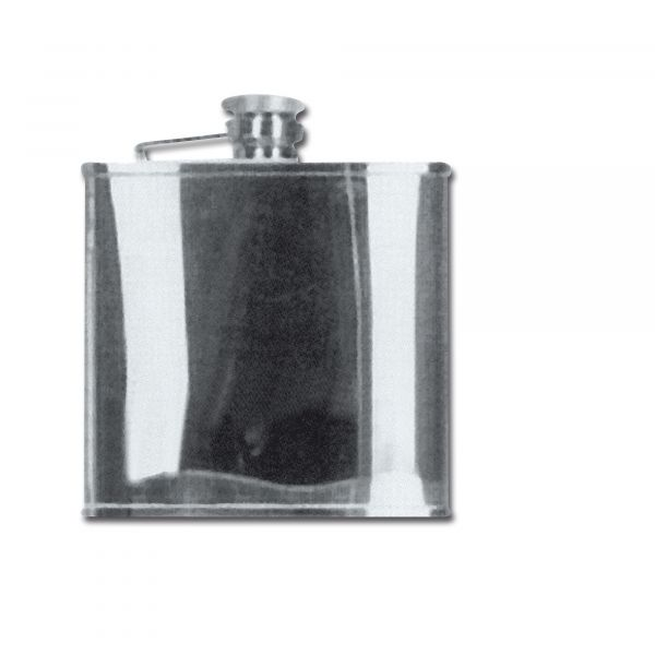 Flasque inox 120 ml