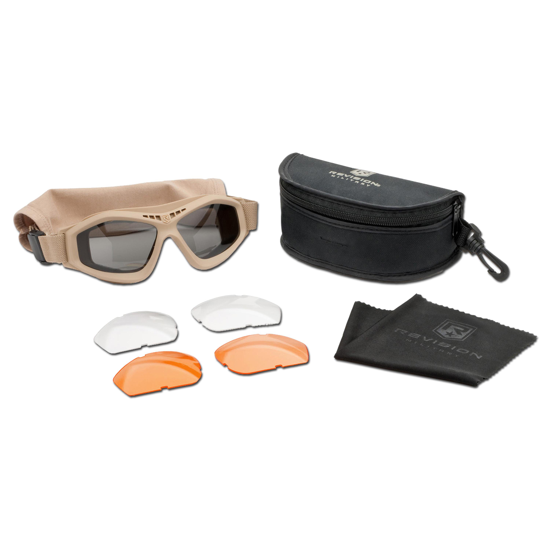 Kit lunette Revision Bullet Ant Mission tan
