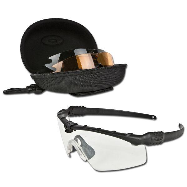Oakley Lunettes SI Ballistic M Frame 3.0 lot de 3 noir
