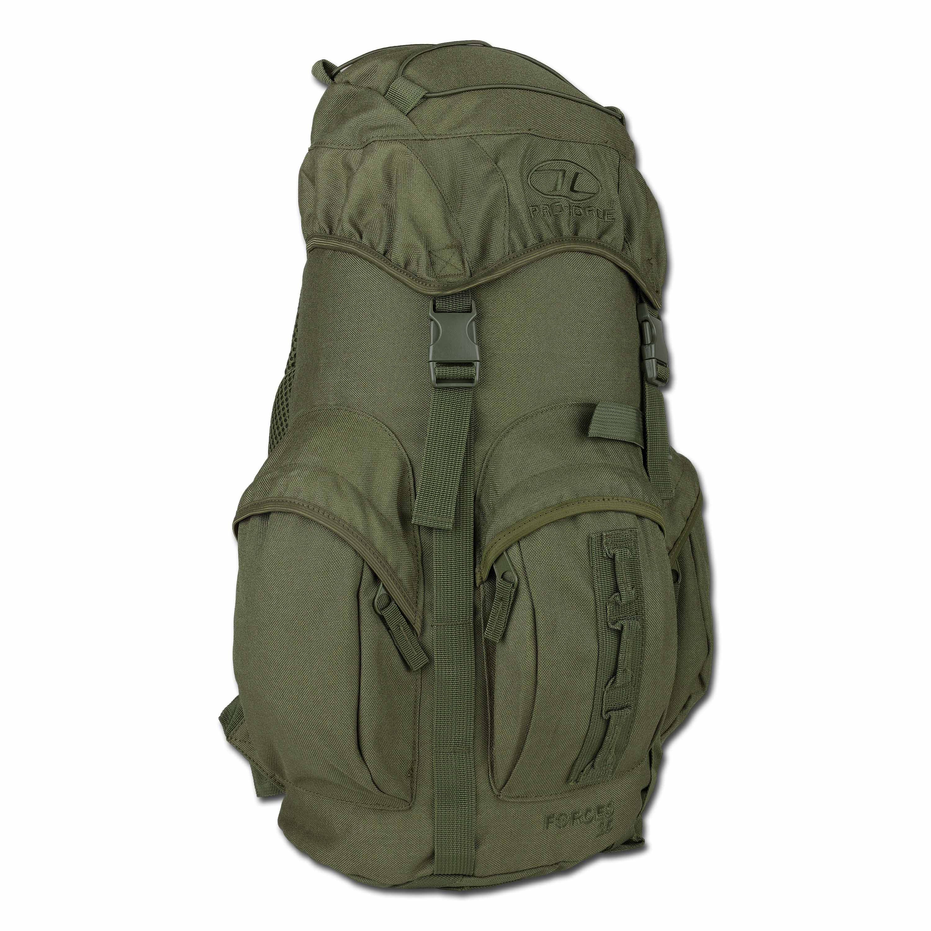 Sac à dos New Forces Pro Force 25 litres vert olive