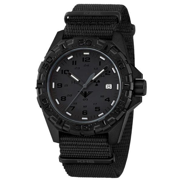 KHS Montre Reaper XTAC bracelet Otan noir